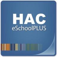 eSchoolPLUS Home Access Center HAC logo