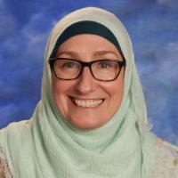 Teacher Julie Ahmed